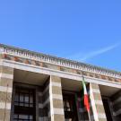 Architektura włoskiego faszyzmu w Brescii.